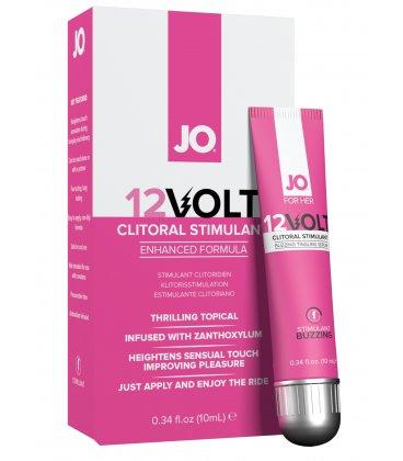 System JO - Clitoral Serum Buzzing 12Volt