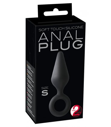 Soft Touch Plug, Small