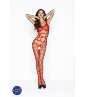 Passion - Bodystocking BS032, Red