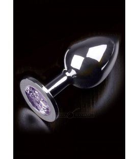 Jewellery - Silver Purple, Large