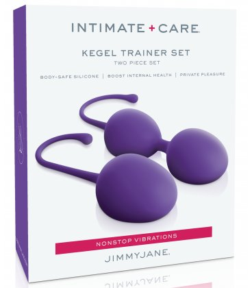 Jimmyjane - Intimate Care Kegel Trainer Set