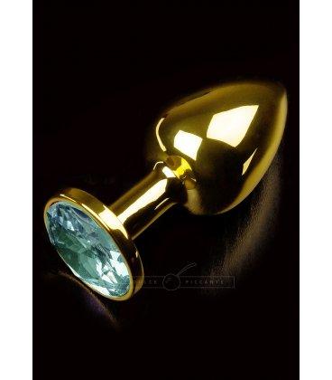 Jewellery - Gold Emerald, Small