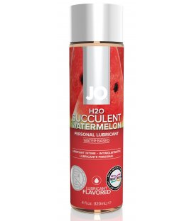 System JO - H2O Lubricant Watermelon, 120ml