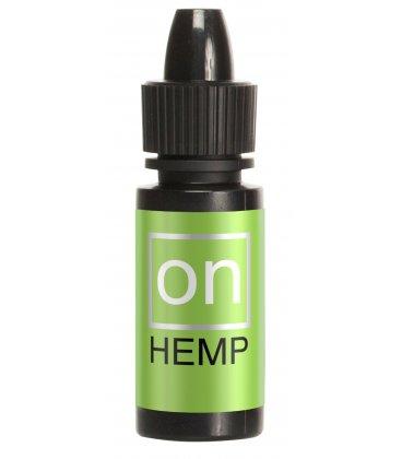 Sensuva - On, Hemp Oil Infused Arousal Oil