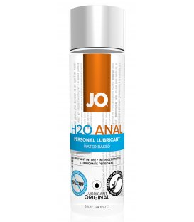 System JO - Anal H2O Lubricant, 240ml
