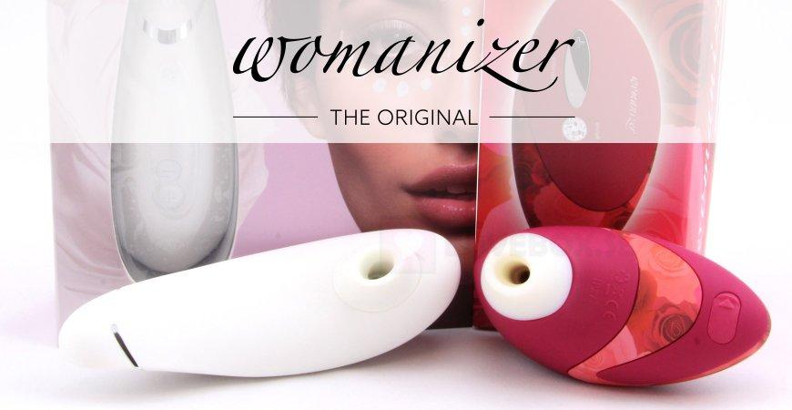 Womanizer W500 och Premium